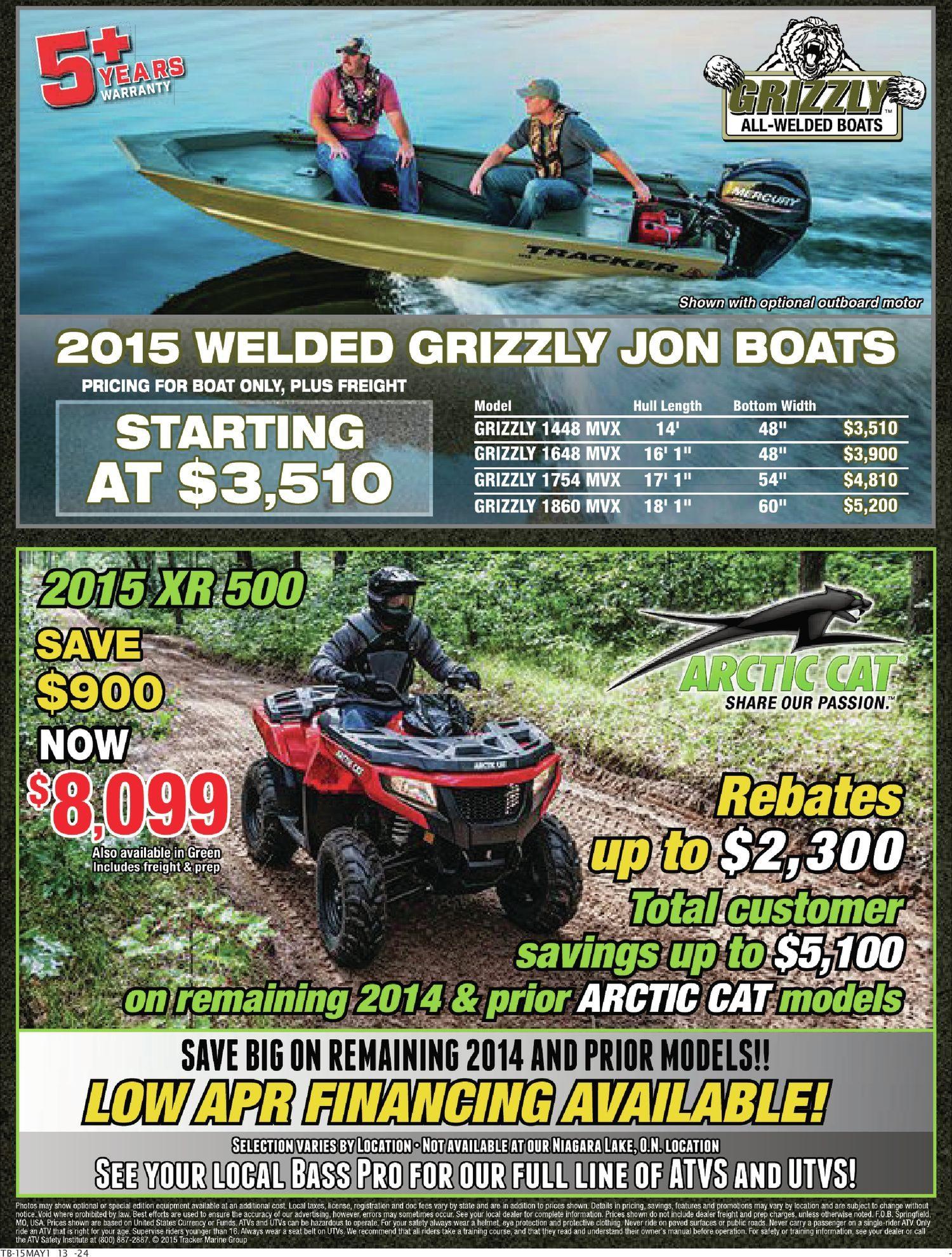 Bass Pro Shops Weekly Flyer Summer Kickoff Sale May 26 Jun 7 Harbor Freight Camo Atv Winch Wiring Diagram