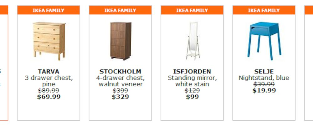 Ikea Family Sign Up For A Free Ikea Membership For Exclusive Sale