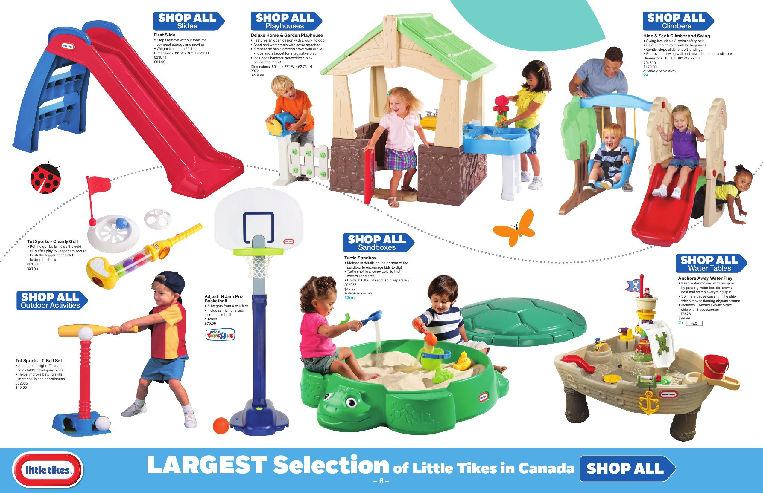 Toys R Us Weekly Flyer - The Ultimate Guide to Outdoor Fun! - Mar 17 ...