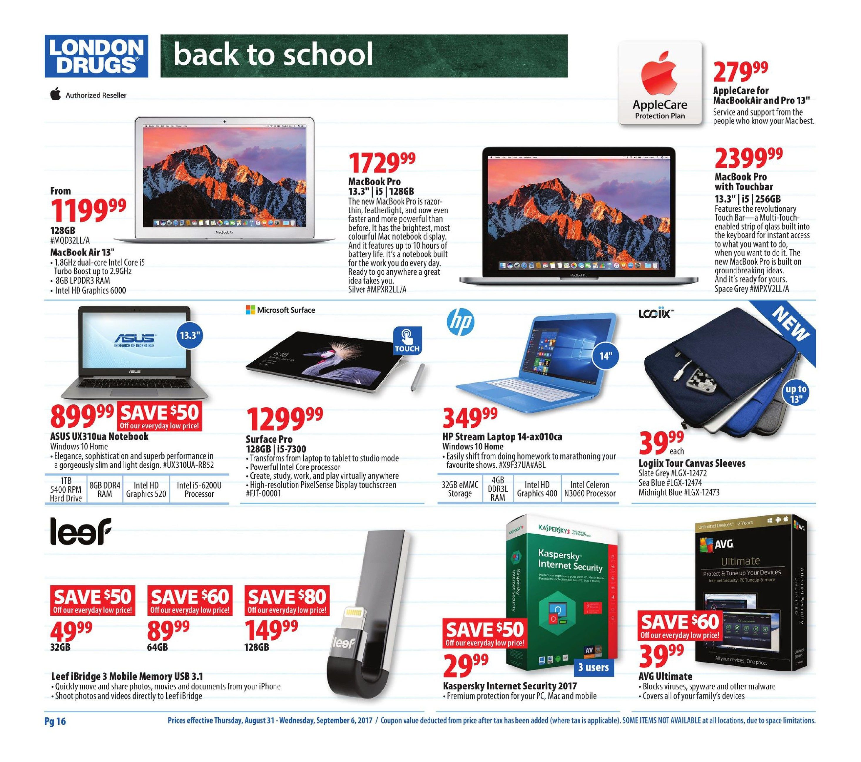 London Drugs Weekly Flyer Back To School Essentials Aug 31 Sep Electrical Photosmovies Photo Albums Two Way Lighting Circuit 6