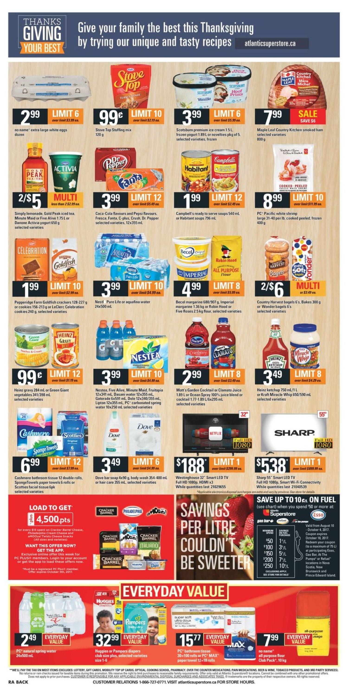 Atlantic Superstore Weekly Flyer - Weekly - Sep 28 – Oct 4