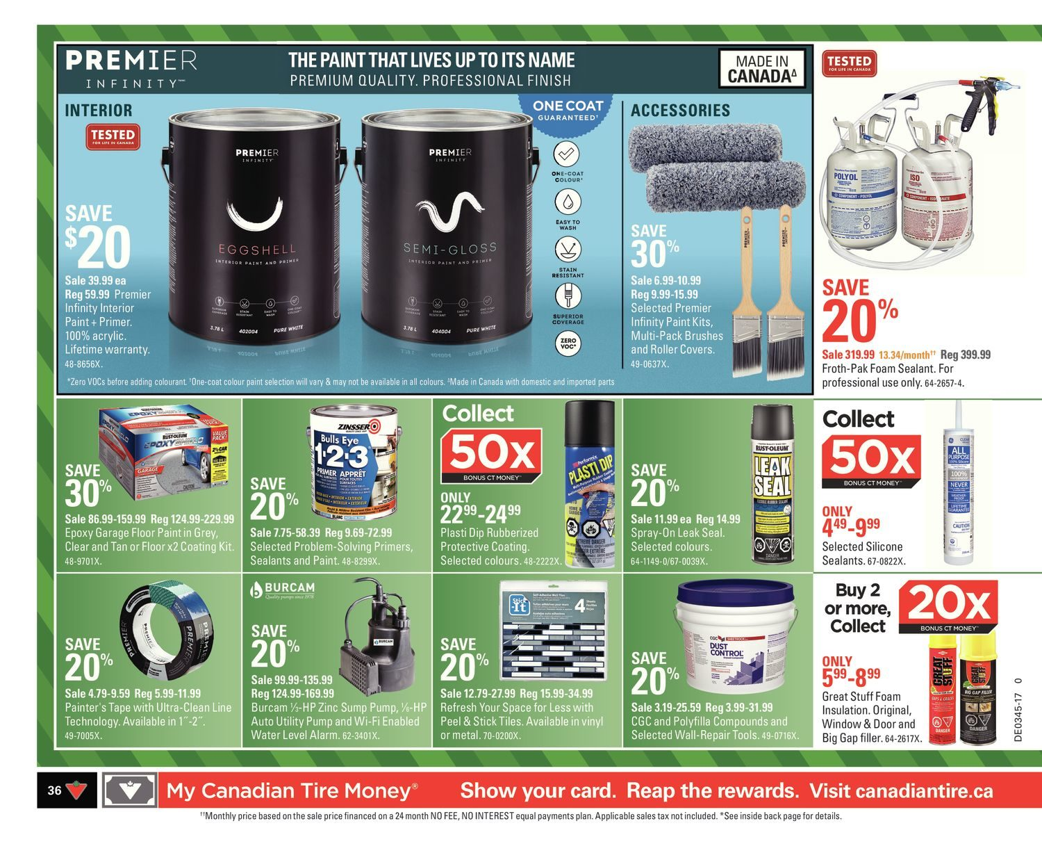 Canadian Tire Weekly Flyer - Weekly - Bring On The Cheer - Nov 3 – 9 ...