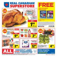 Real Canadian Superstore Flyer Surrey Bc Redflagdeals Com