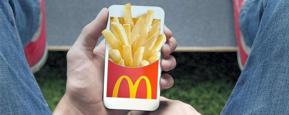 McDonald's Mobile Ordering is Now Available in Toronto