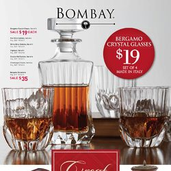 Bombay - Great Gifts Flyer