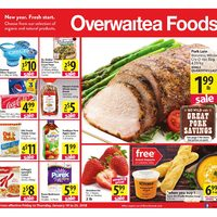 Overwaitea Foods - Weekly Specials Flyer