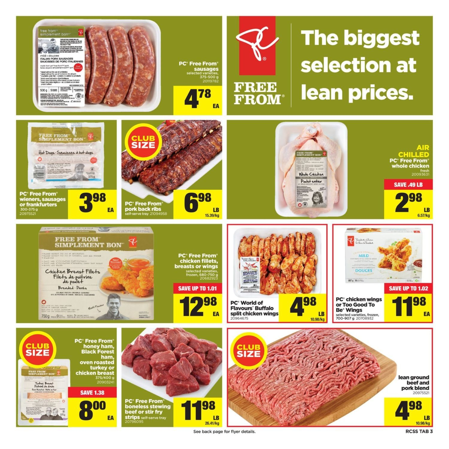 Real Canadian Superstore Weekly Flyer Apr 26 May 2 Fancy Feast Grilled Turkey In Gravy 85g 6 Pcs Free Pouch