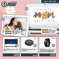 - Shower Mom With Love Flyer