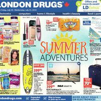 London drugs flyer edmonton ab redflagdeals 6 days of savings summer adventures flyer reheart Image collections