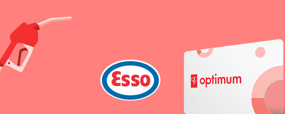 You Can Earn PC Optimum Points at Esso Stations Starting Today