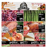 - Weekly Specials - Happy Thanksgiving Flyer