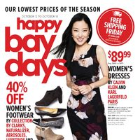 The Bay - Weekly - Happy Bay Days Flyer