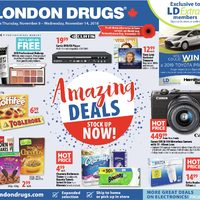 London Drugs - 7 Days of Savings - Amazing Deals Flyer