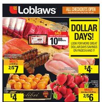 Loblaws - Weekly - Dollar Days! Flyer