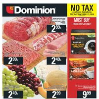 Dominion - Weekly Specials Flyer