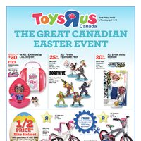 - The Great Canadian Easter Event Flyer