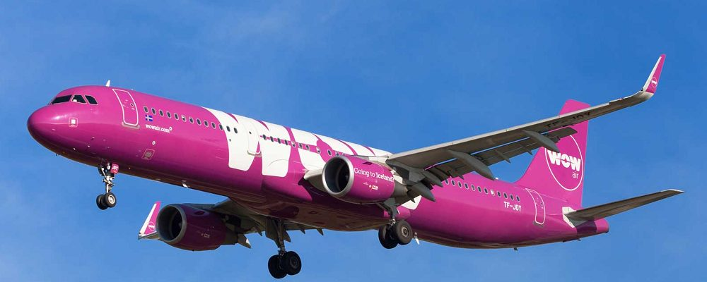 WOW Air Has Abruptly Ended Operations