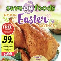 - Weekly Specials - Hop In For Easter Savings Flyer