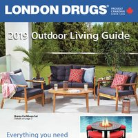London Drugs - 2019 Outdoor Living Guide Flyer