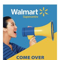 Walmart - Stockyards Supercentre - Guaranteed Unbeatable Low Prices Flyer