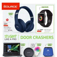 The Source - Weekly Deals - Student Like A Pro Flyer
