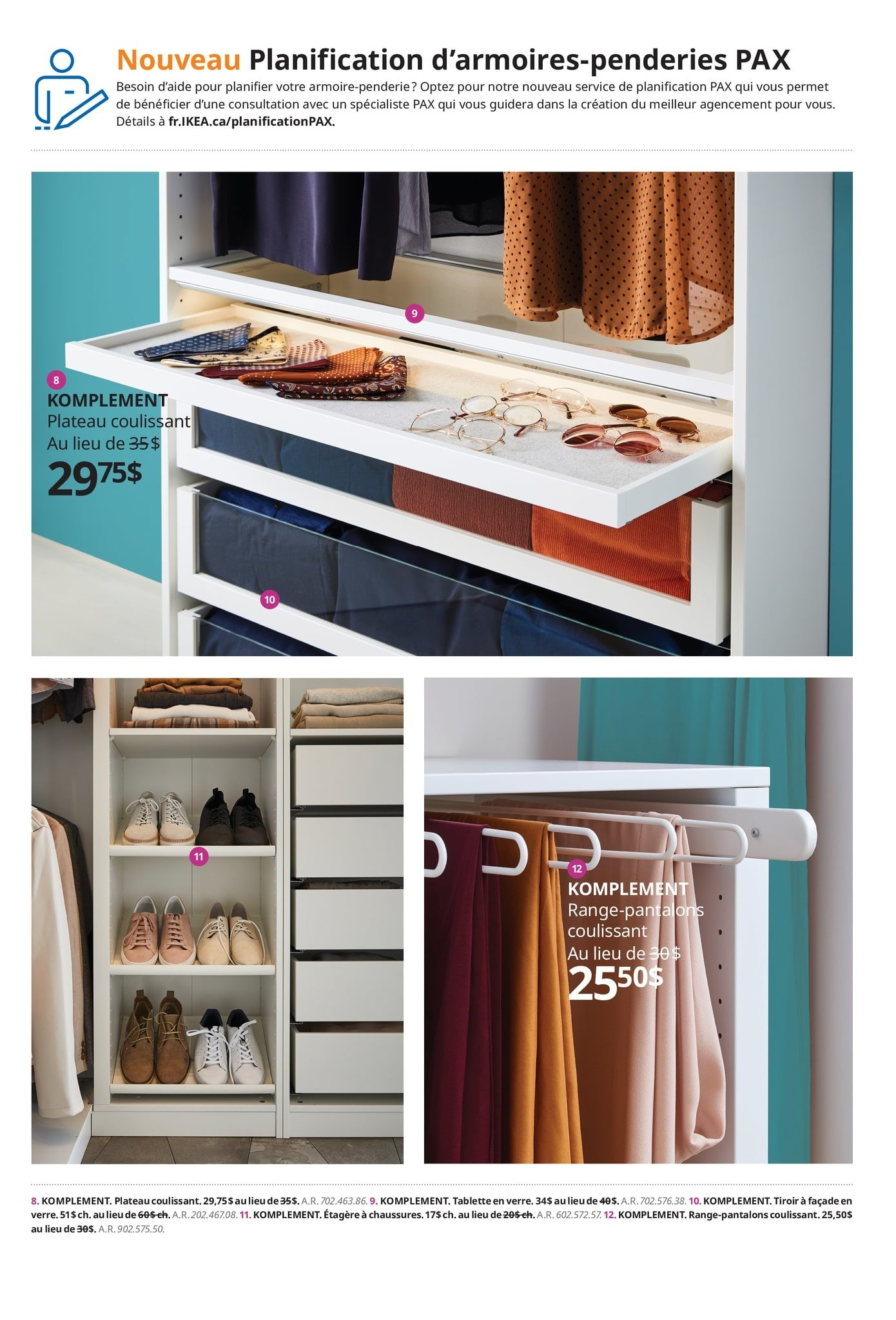 Ikea Weekly Flyer Promo Chambres A Coucher Sep 12 30
