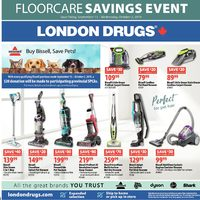 - Floorcare Savings Event Flyer