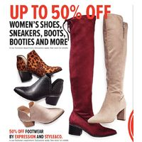 Expression And Style&co. Women's Shoes, Sneakers, Boots, Booties and More