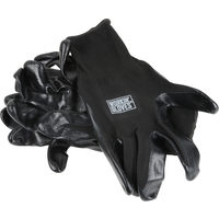 2 Pair Nitrile Coated Utility Gloves