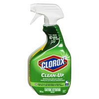 Green Works Cleaner or Wipes, Tilex or Clorox Cleaners, Lysol Cleaner, Gels or Toilet Cleaner