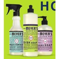 Mrs. Myer's Clean Day Hand Soap, Dish Soap or Surface Cleaner