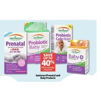 Jamieson Prenatal And Baby Products