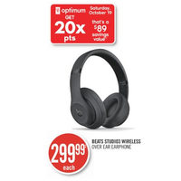 Beats Studio3 Wireless Over Ear Headphone