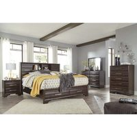 Ashley 6 PC Queen Storage Bedroom Set