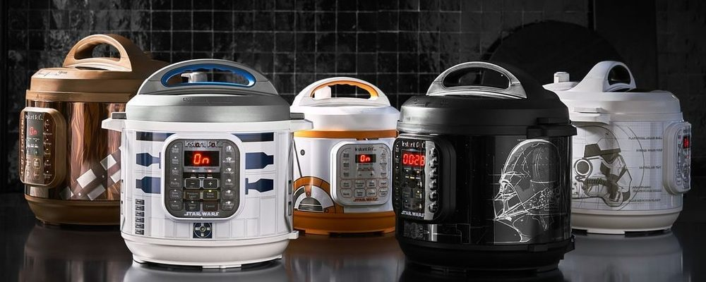 Instant Pot Releases New Star Wars-Themed Pressure Cookers