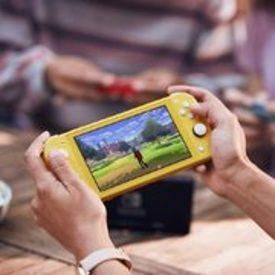 [Amazon.ca Switch Deal] Get a Nintendo Switch Lite for $240!