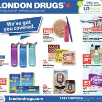 - 6 Days of Savings Flyer