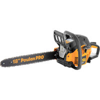 Poulan Pro18 in. Gas Chainsaw