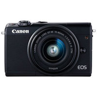 Canon EOS M100 Mirrorless Camera 15-45mm IS STM Lens Kit