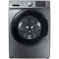 Samsung 5.2 Cu. Ft. High-Efficiency Front-Load Washer With Steam Option