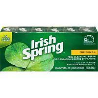 Irish Spring Body Wash, Bar Soap or Softsoap Liquid Hand Soap Pump or Refill