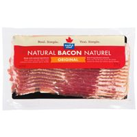 Schneiders Bacon, Maple Leaf Natrual Bacon, Maple Leaf Ready Crisp Natural Bacon or Maple Leaf Natural Breakfast Sausages