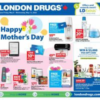- 6 Days of Savings - Happy Mother's Day Flyer