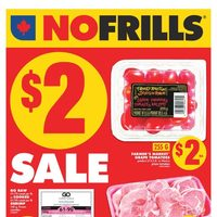 No Frills - Weekly - $2 Sale Flyer