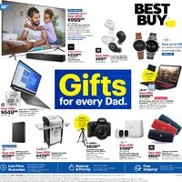 - Weekly - Gifts For Every Dad Flyer