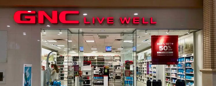 GNC Has Filed for Bankruptcy in the U.S. and Will Close Stores in Canada
