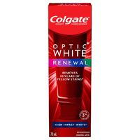 Colgate Optic White Renewal Or Sensitive Pro-Relief Toothpaste
