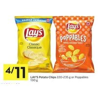 Lay's Potato Chips Pr Poppables