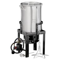 Bass Pro Shops 30-Quart Aluminum Turkey Fryer
