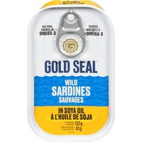 Gold Seal Sardines Or Rotel Diced Tomatoes